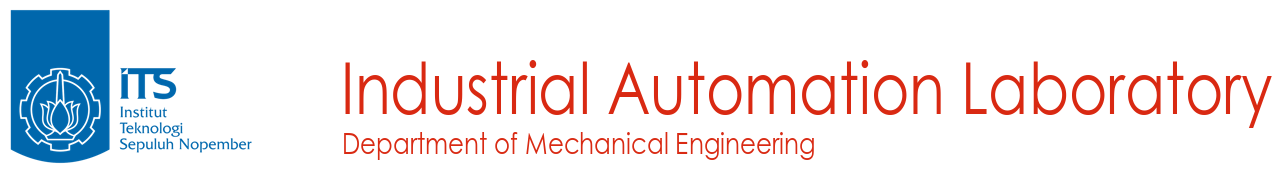 Industrial Automation Lab – Mechanical Engineering ITS